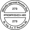 Officially approved Porsche Club 273